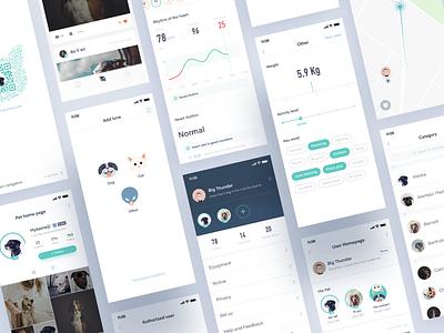 Neptune Meng-APP icon design ui ux app