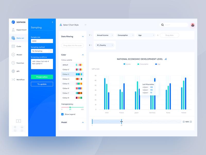 Data System, Data Background web design icon ux app