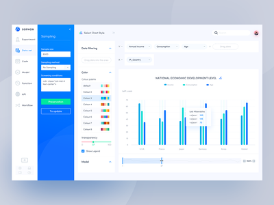 Data System, Data Background web design icon ux app
