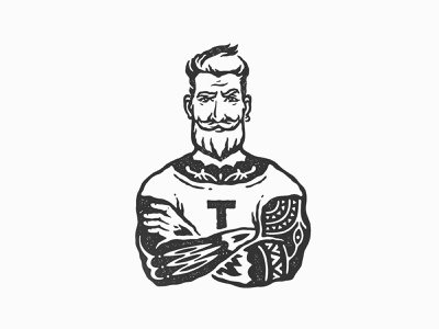 Tattoo Artist tattoos tattoo characterdesign character illustration
