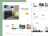 Hotel Booking - Landing Page