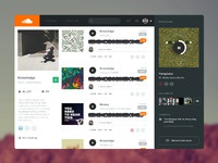 Soundcloud redesign zramos full