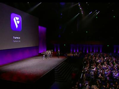 Frame.io wins Apple Design Award! app ios frame.io winner award design apple