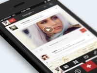 Google+ App iOS