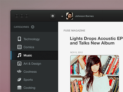 Pulse mac dribbble