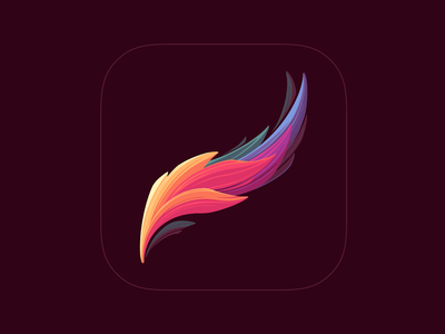 Procreate Icon — Rework flower getcreativewithprocreate procreate logo app icon