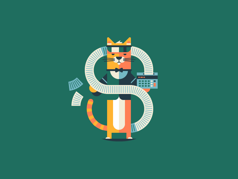 Dribbble exspenses cat 01