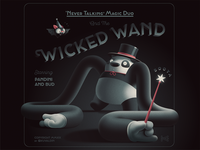 Wicked Wand
