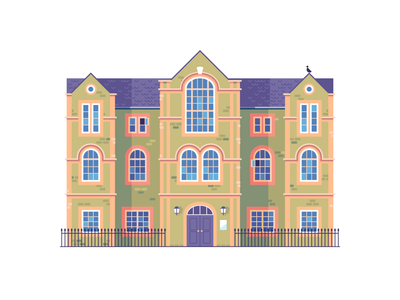 Schools uk victorian architecture building school