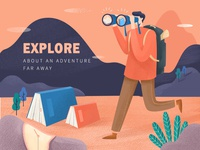 Explore-iIllustration project
