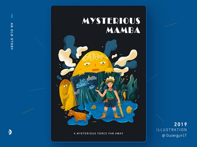 illustration-MAMBA Story