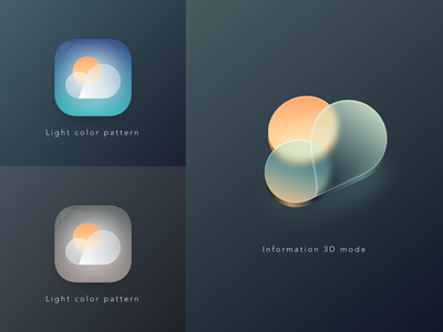 Weather Theme Icon design icon ui