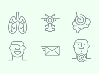 Mucinex—14 winter symptoms flu cold mucinex icons