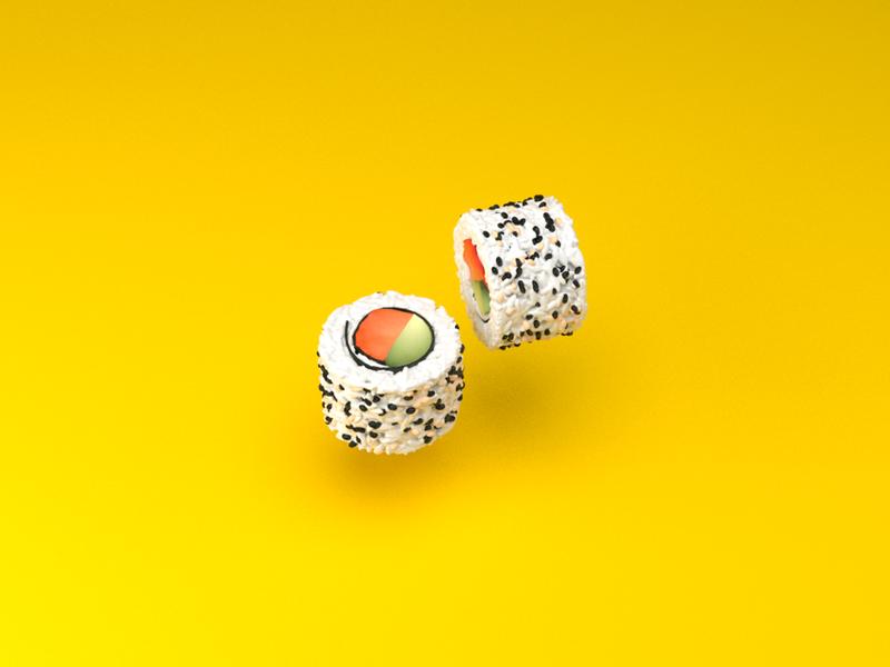Fastfood - Sushi sushi fast food