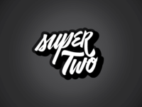 Scrapped Super Two logo
