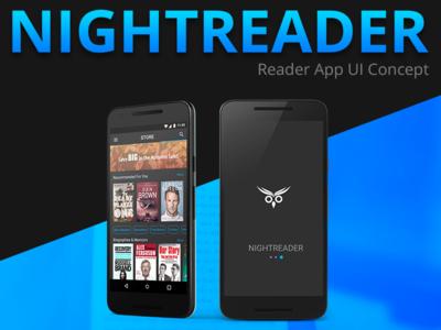 Nightreader App