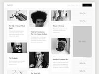 SUITED Magazine (Archive Layout 3x w/ Sidebar)