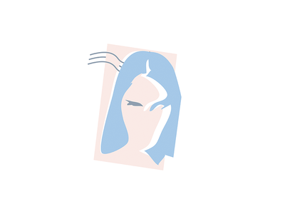 Untitled, 2015. | Illustration series no. 4 minimal design drawing illustration