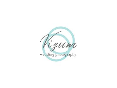 Logo for a wedding photography business pastel logotype type cursive photography logo ring weddings wedding card wedding invite wedding invitation logo design business photography wedding design branding vector logo flat minimal