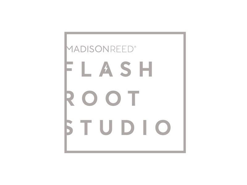 Flash Root Studio Logo icon typography logo