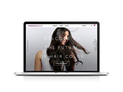 Madison Reed // Homepage