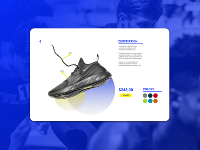 Customize Product - DailyUI 033
