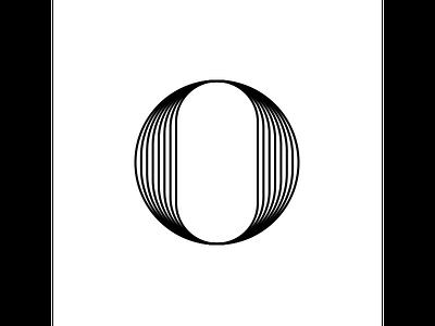 O typography typo type modern logo font design creative art alphabet
