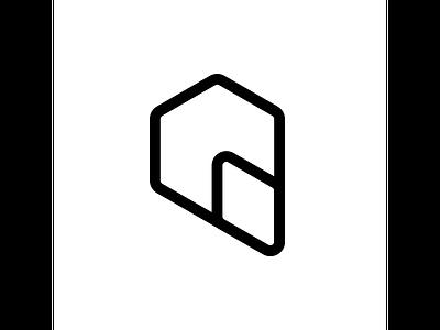 Q typography typo type modern logo font design creative art alphabet