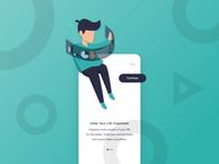 Task App - On Boarding 1