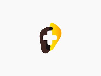 Logo Kaki Diabet Indonesia icon design vector logo branding