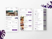 hotel reservation - mobile responsive exploration.