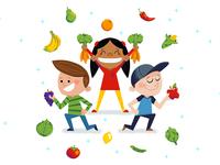 Fruit N' Veggie Kids