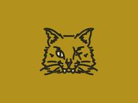 Vintage Cat Brand