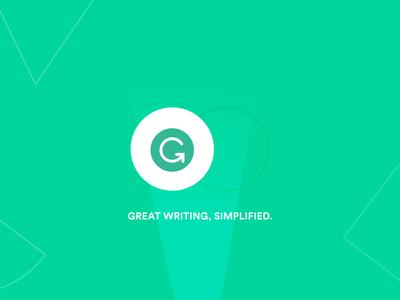 Grammarly Logo Animation