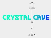 CRISTAL CAVE BRANDING
