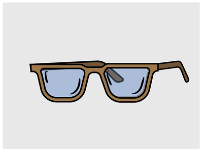 What you see? flat 3d illustrations illustration