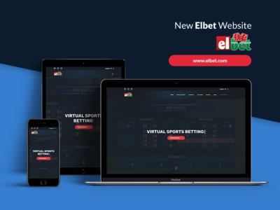 New Responsive Elbet Website