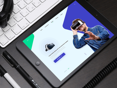 Virtual Reality Glasses All-in-One 🔥