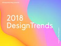 2018 Design Trends Mindsparkle Mag