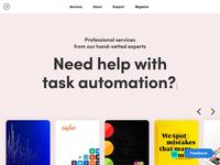 mindsparkle services dribbble