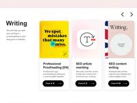 Mindsparkle Services Webdesign