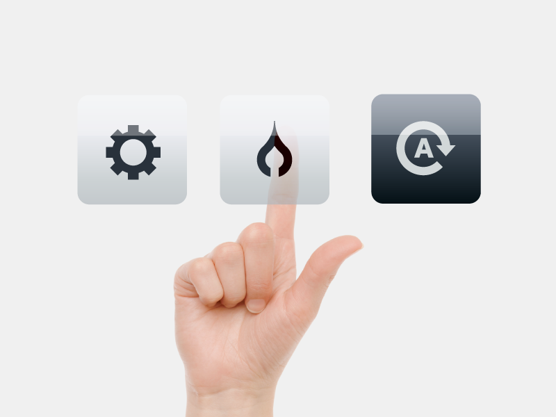Automation icons