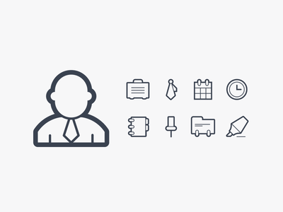 Icon Bureau | Dribbble