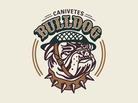 Canivetes Bulldog