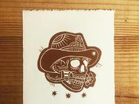 Woodcut/Xilogravura