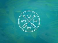 Vector Harbor Logo Concept 1