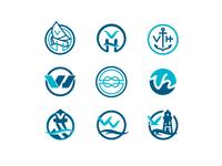 Vector Harbor Logo Concepts - Round 2