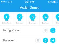 Stack lighting ios app assign