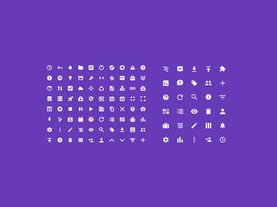 HDUI Icons