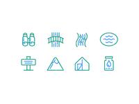 Outside + Stuff Icons